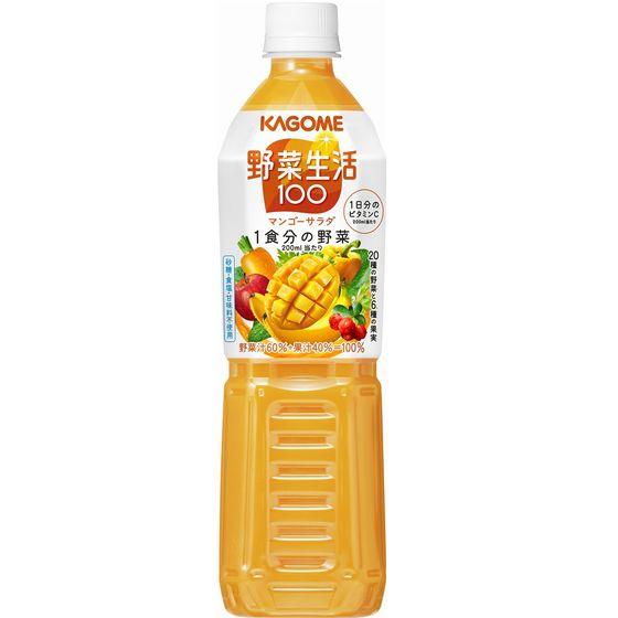 カゴメ野菜生活100 マンゴーサラダ 720ml