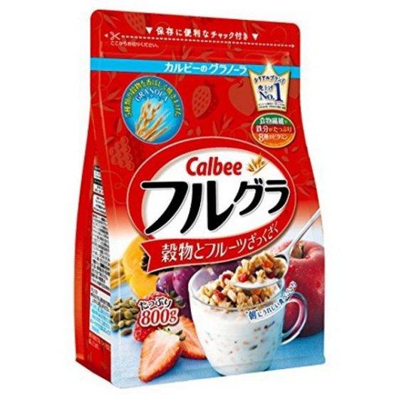 カルビー フルーツグラノーラ(徳用)800g