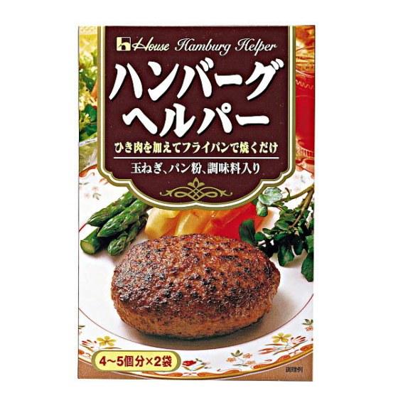 ハウス食品 ハンバーグヘルパー 92g