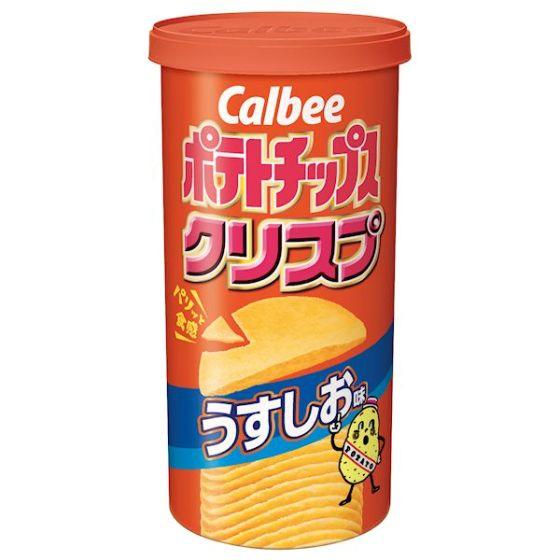 カルビー ポテトチップスクリスプ うすしお味 50g