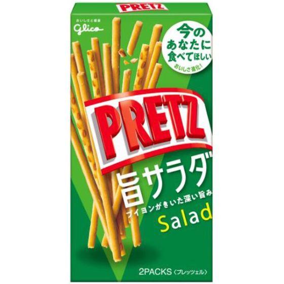 グリコ プリッツ旨サラダ69g