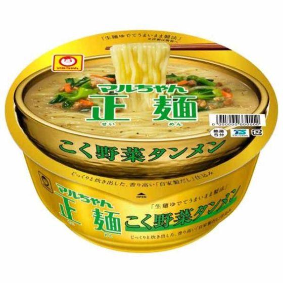 マルちゃん正麺 こく野菜タンメン104g