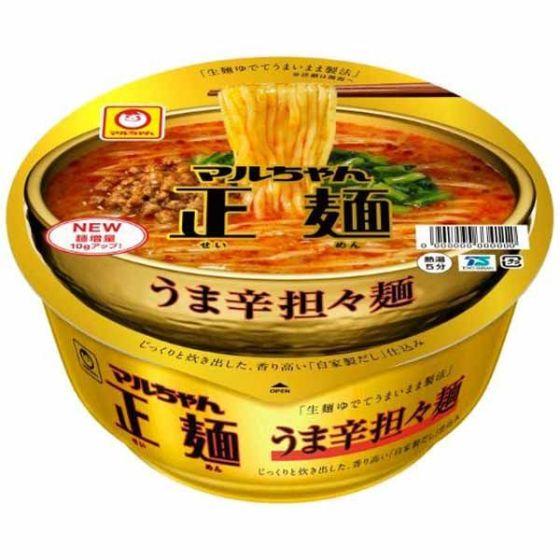 マルちゃん正麺 うま辛担々麺127g