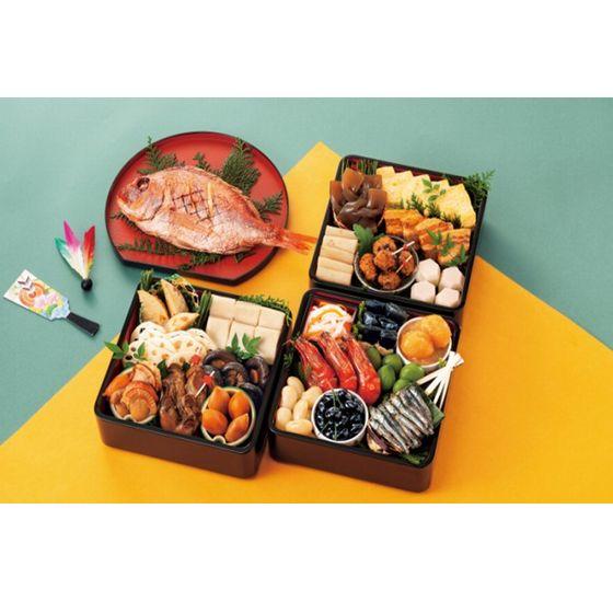 おせち料理セット 五葉 (単品)