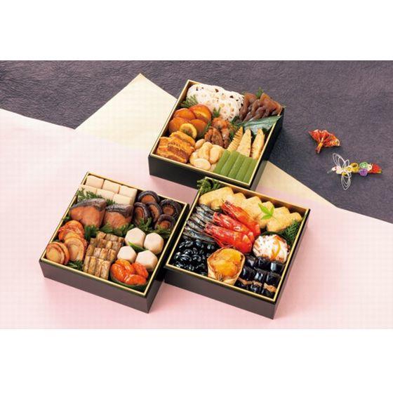 おせち料理セット 吉備 (単品)【重箱付】