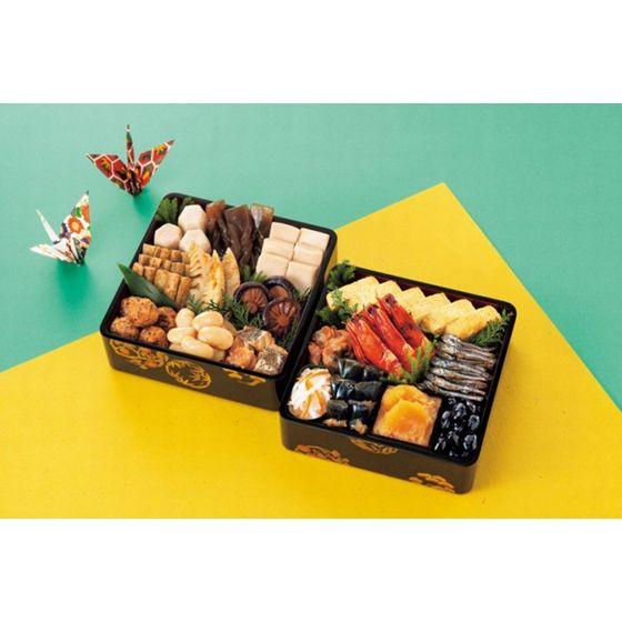 おせち料理セット 朱竹 (単品)