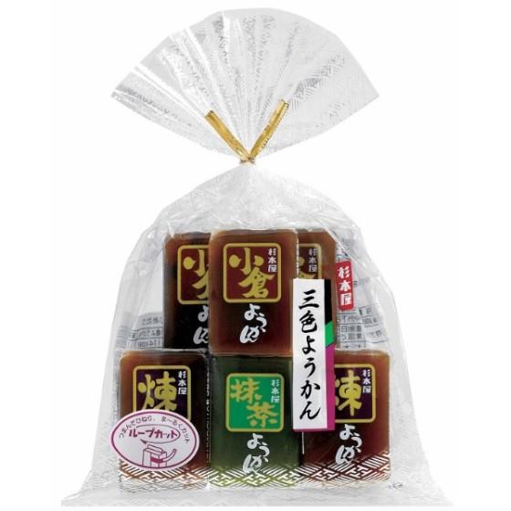 杉本屋製菓3色ようかん