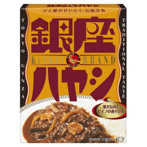 明治 銀座ハヤシ 180g