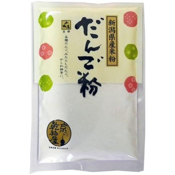山城屋新潟県産だんご粉160g