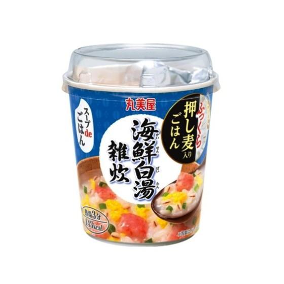 丸美屋 スープdeごはん(海鮮白湯雑炊)