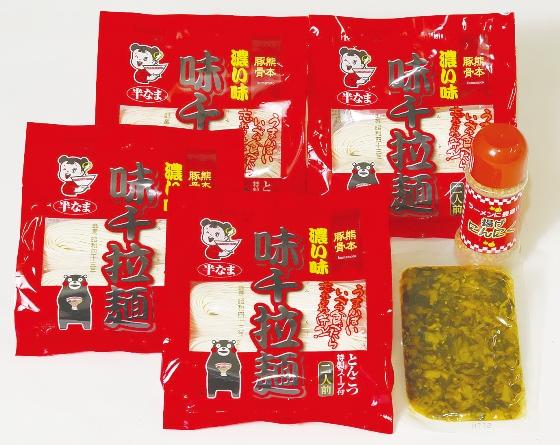 【麺フェア】味千拉麺(熊本)