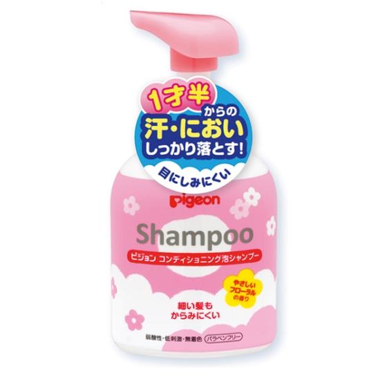 コンディショニング泡シャンプー フローラルの香り 350ml