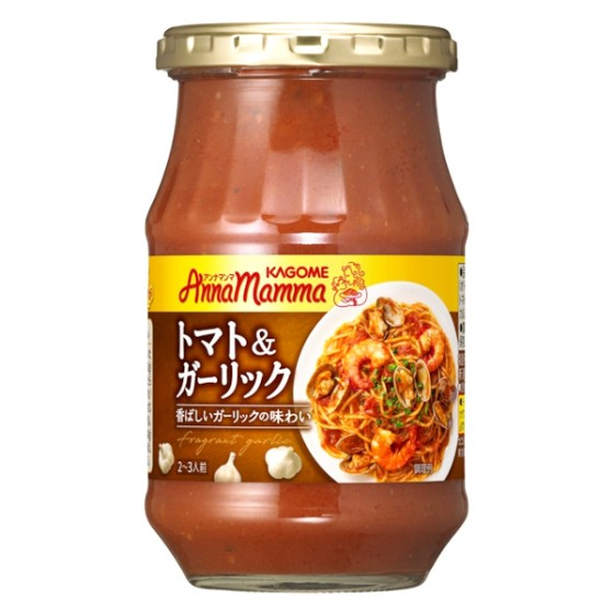アンナマンマ トマト&ガーリック