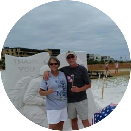 Paul & Sherri's avatar