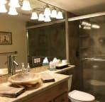 Bathroom - walk-in shower