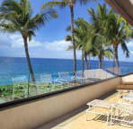 Lounge, and in the winter sight whales, on your spacious front lanai.