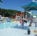 Kiddie pool areas - no extra charge