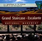 Grand Staircase - Escalante NM - 10 min