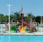Lazy river around water park - no extra charge