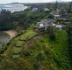 Terraced Peninsula Overlooking SeaLodge Beach