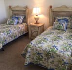 Guest Bedroom #3 - Two Twin Size Beds