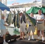 A Successful Fishing Trip on Maui For Tuna And Mahi Mahi