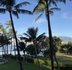 Great views of west Maui