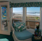Master Bedroom patio door