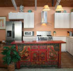 Kitchen remodeled in September 2007
