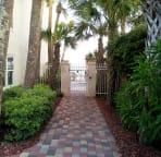 Gated Beach Entry Cabana Club Unit 306