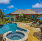 Private Garden, Patio, Pool and Spa