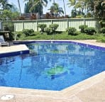 On grounds swimming pool x 3