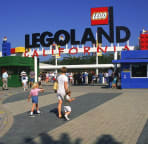 Legoland 10 minutes away
