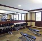 Fitness Room (The ground floor of Ocean Tower)