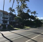 Numerous Restaurants directly next door to Kihei Akahi
