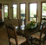 Dining to Living Area