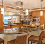 Beautiful, Well Stocked Kitchen With Ocean View