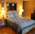 Second Bedroom w/ en suite