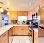 Executive kitchen