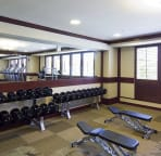 Fitness Center is located on the ground floor of Ocean Tower.