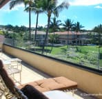 Dine with some of the best views in Maui from this same lanai.