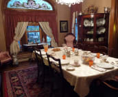 Ready for Breakfast in the Formal Dining Room