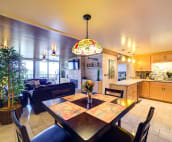 Kitchen and Dining area