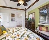 Master bedroom looking toward ensuite.