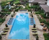 Lap Pool View from Lanai