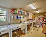 Large laundry main area