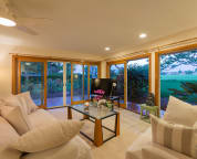 Main living-room with view to Golf Course