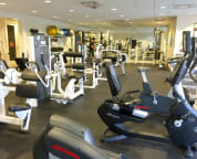Fitness Center - Residents & Authorized Guests
