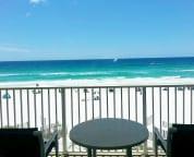 Large balcony Cabana Club Unit 305