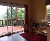 dining area/deck area  view